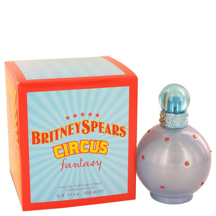 Circus Fantasy Eau De Parfum Spray By Britney Spears 100 ml