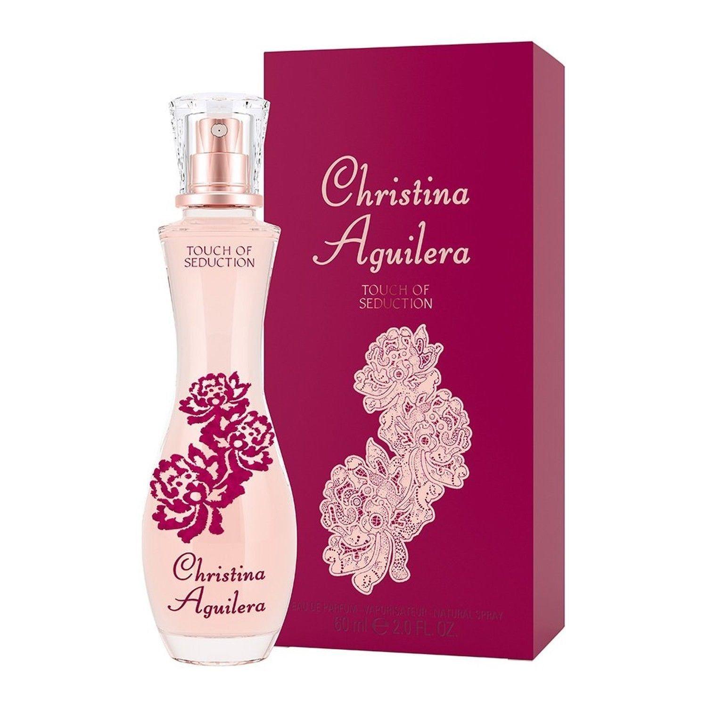 Christina Aguilera Touch Of Seduction Eau De Parfum Spray 60Ml