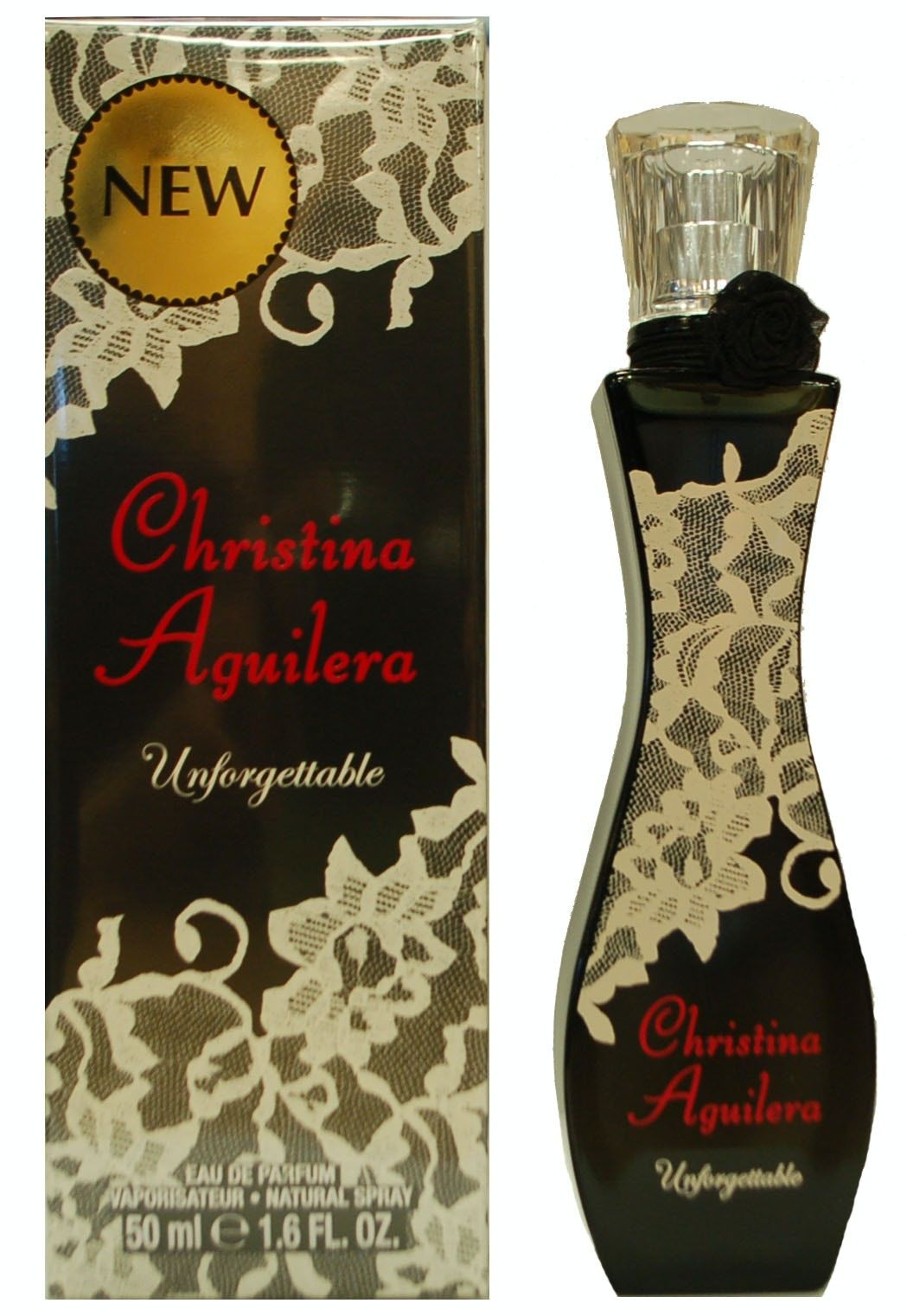 Christina Aguilera Unforgettable Eau De Parfum Spray 50Ml