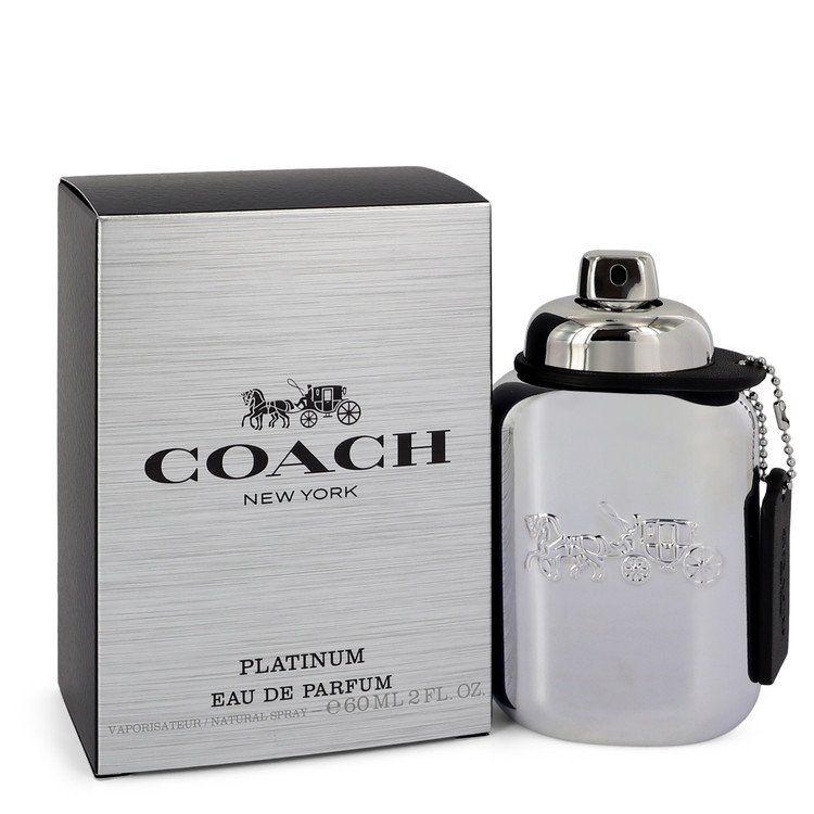 Coach Platinum Eau De Parfum Spray By Coach 60 ml
