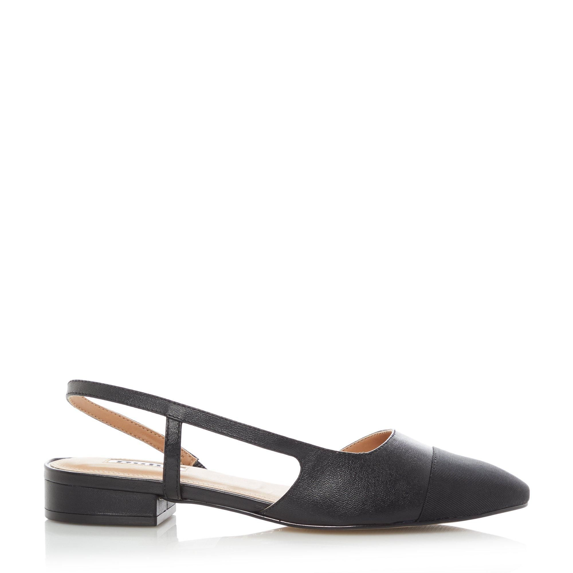 Dune Ladies CORALLINA  Block Heel Slingback Shoes