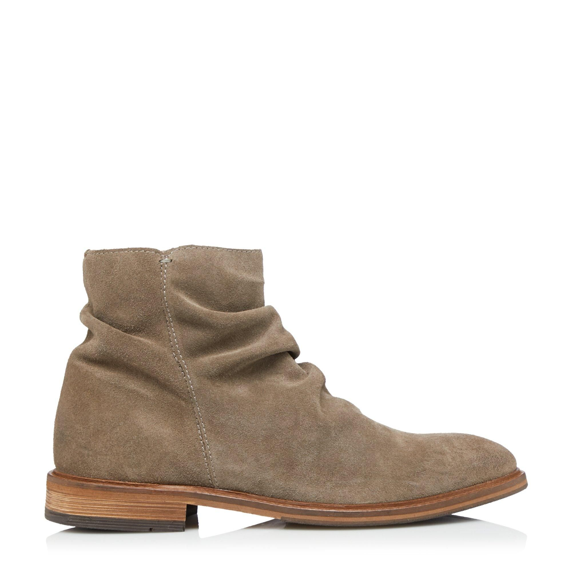 Bertie Mens COURT Casual Slouch Boots