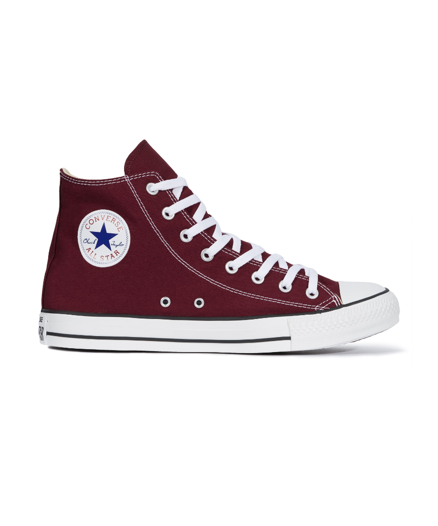 Converse All Star Unisex Chuck Taylor High Tops - Maroon
