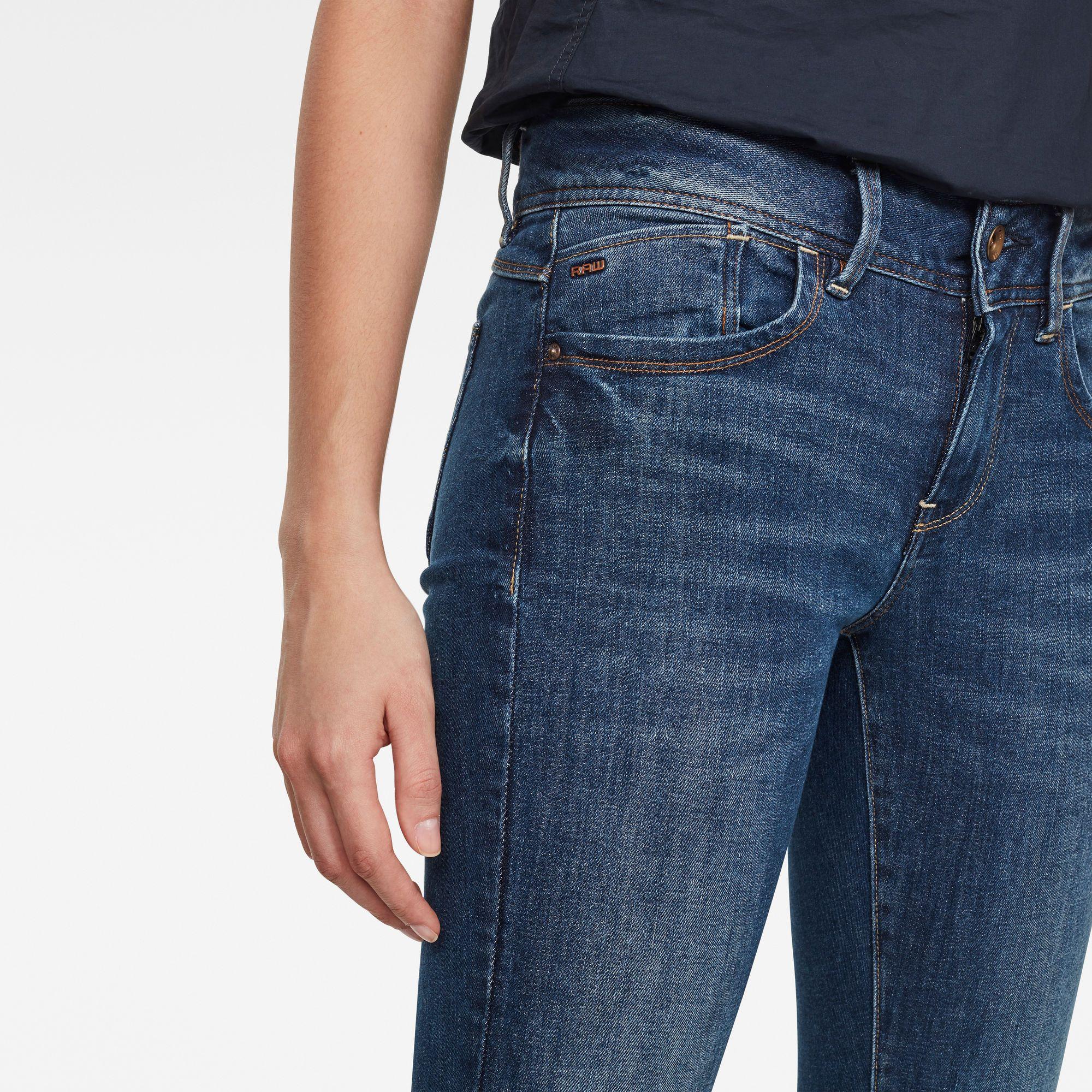 G-Star RAW Lynn Mid Skinny Jeans