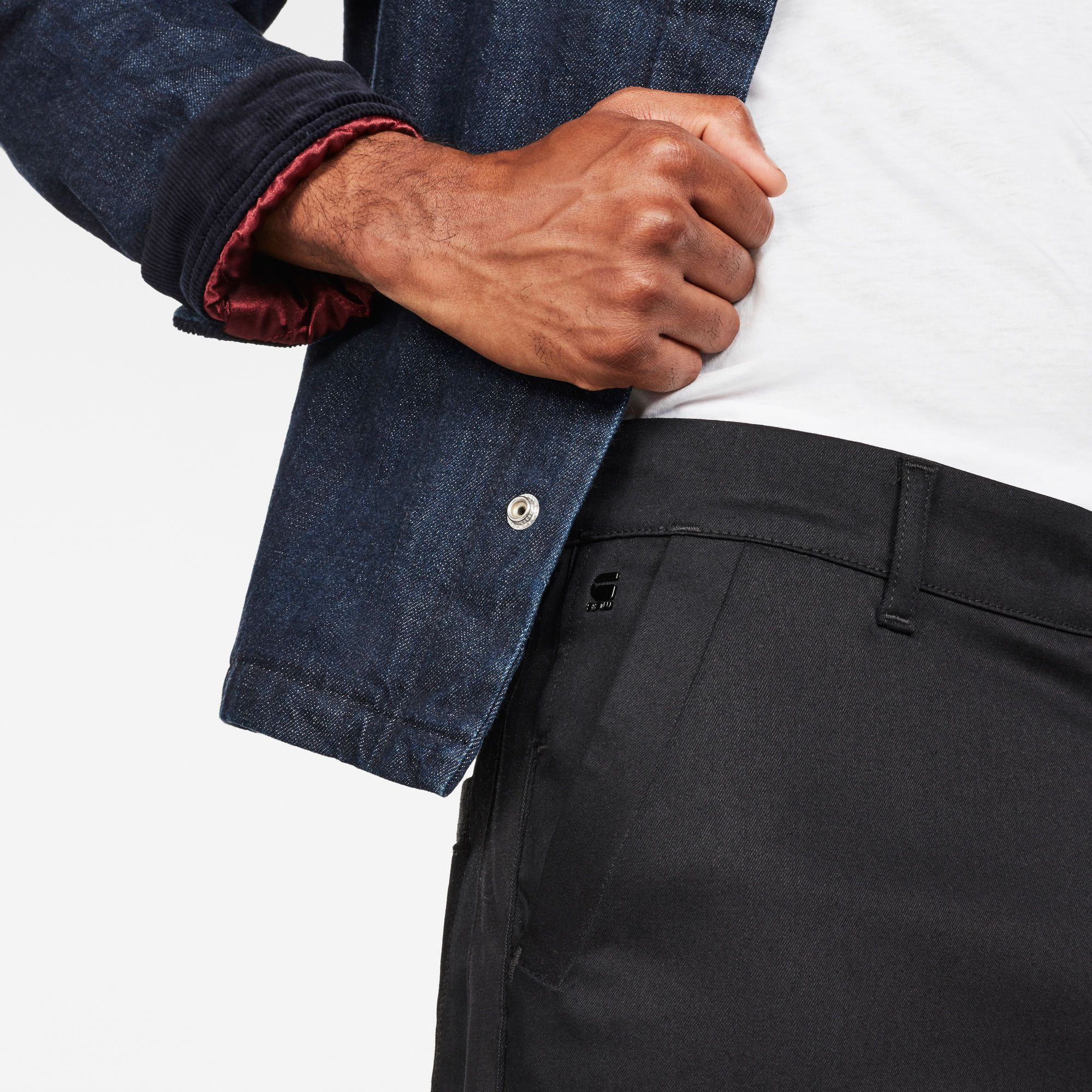 G-Star RAW Bronson Tuxedo Slim Pant