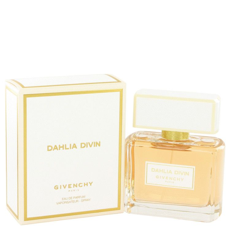 Dahlia Divin Eau De Parfum Spray By Givenchy 75 ml