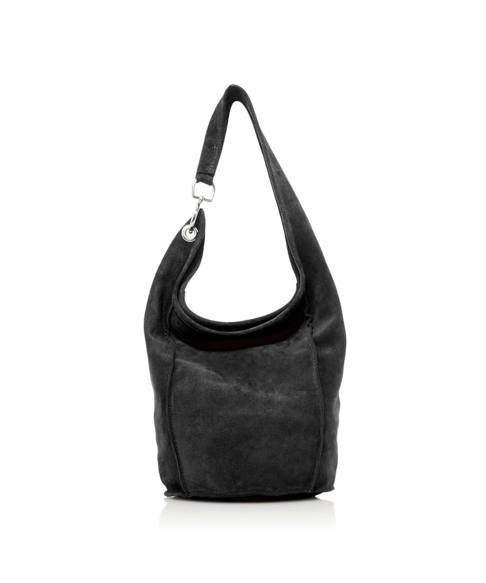 Dune DAMSELLE Large Leather Slouch Bag