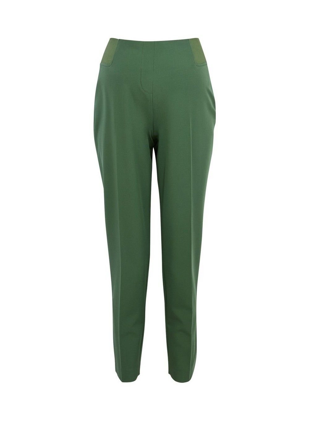 Dorothy Perkins Womens Maternity Green Ankle Grazer Trousers Pants Casual