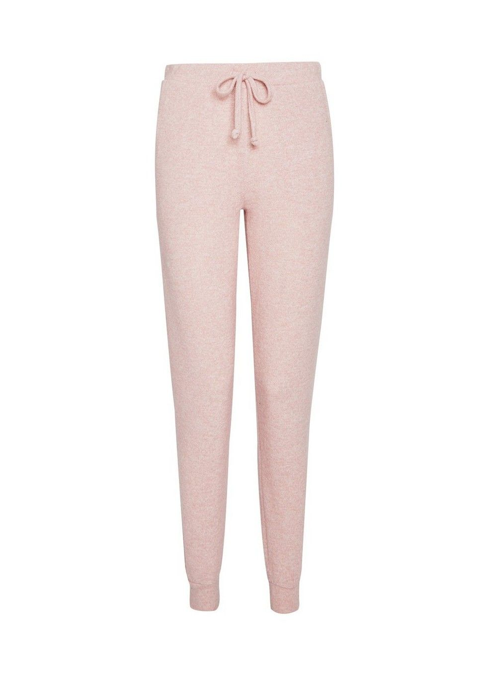 Dorothy Perkins Womens Nude Soft Touch Joggers Trousers Nightwear