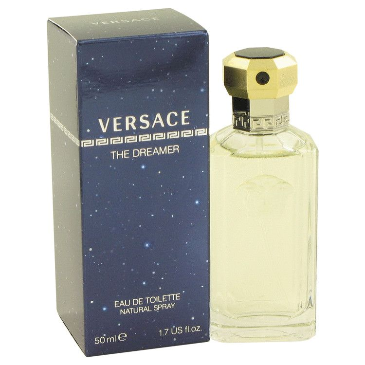Dreamer Eau De Toilette Spray By Versace 50 ml
