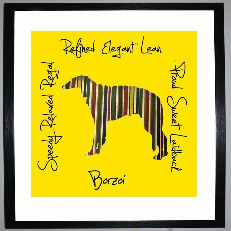 Borzoi - Dog Trait