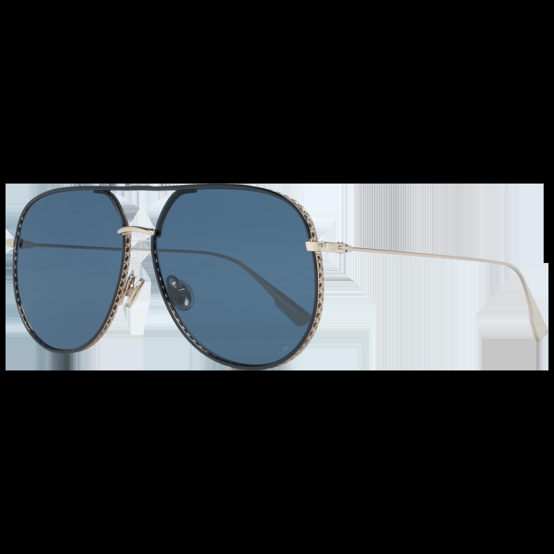 Christian Dior Sunglasses DiorbyDior 2M2 A9 60 Women Black