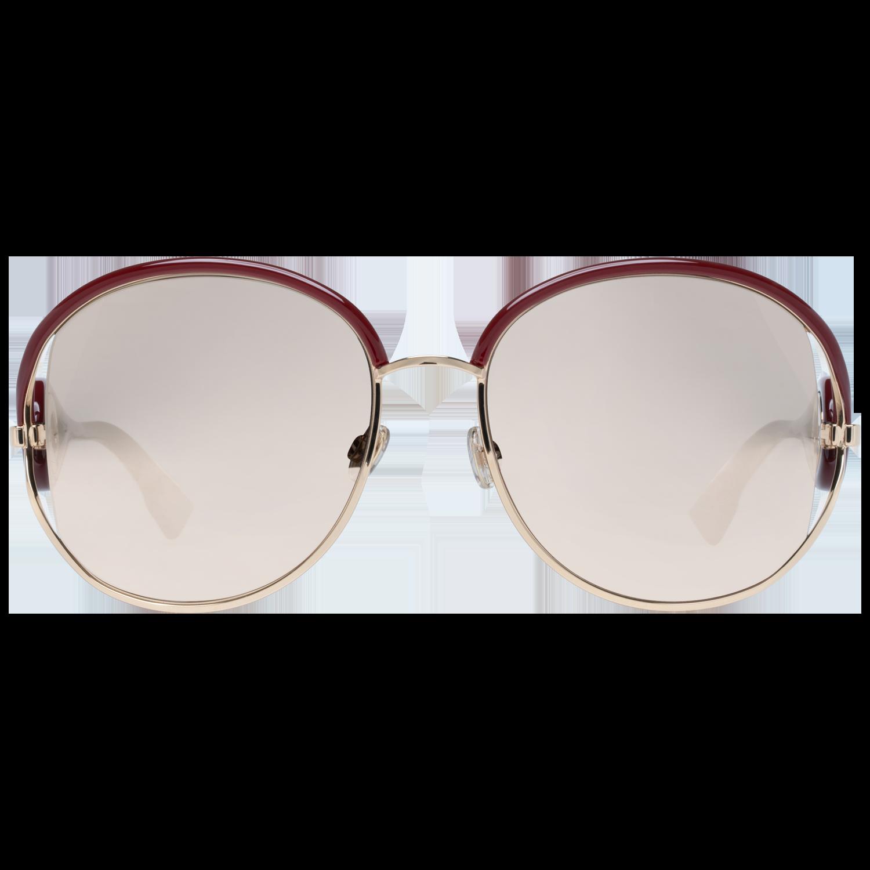 Christian Dior Sunglasses Diornewvolute NOA SQ 57 Women Burgundy
