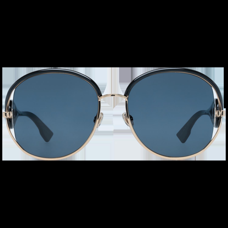 Christian Dior Sunglasses Diornewvolute RHL A9 57 Women Black