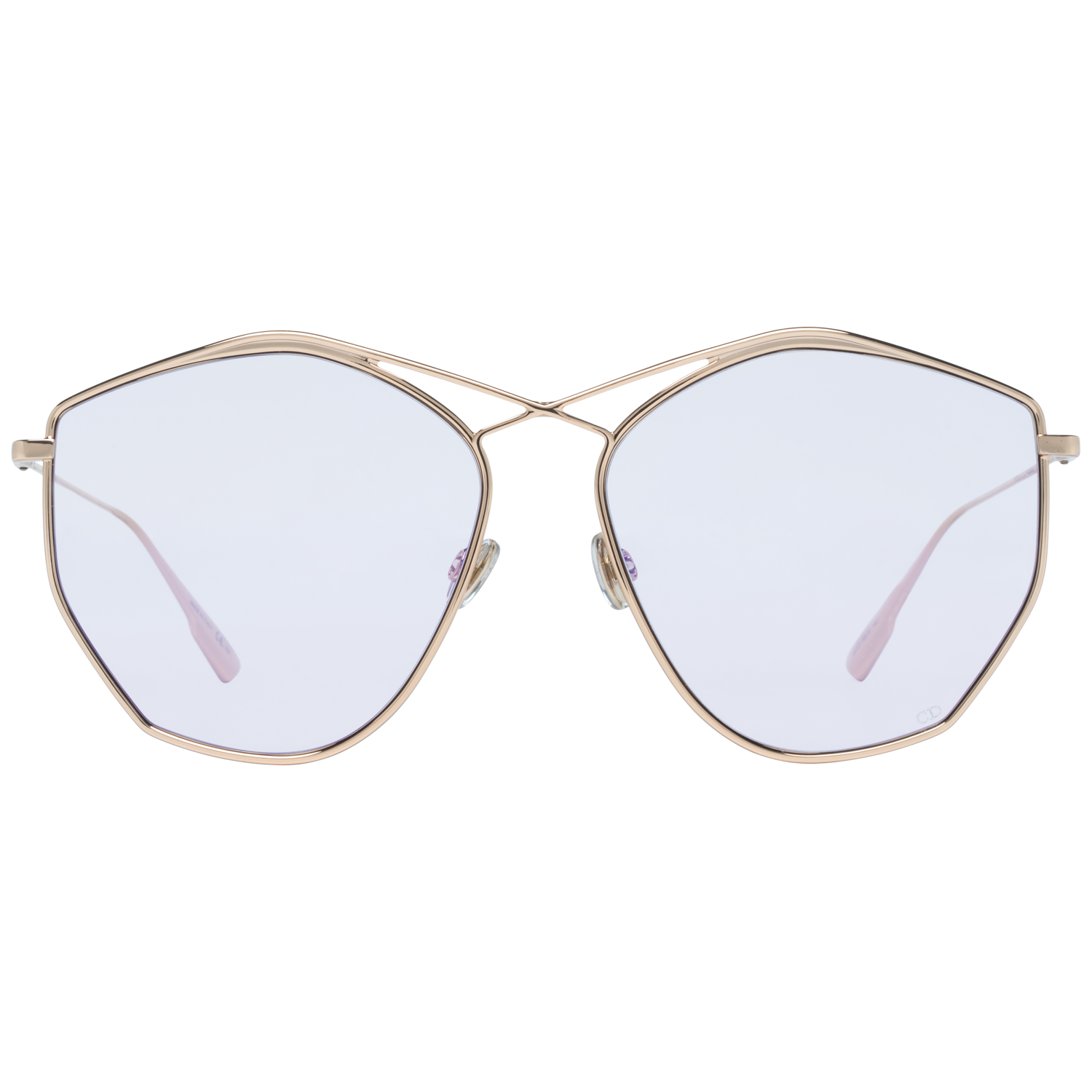 Christian Dior Sunglasses Diorstellaire4 000 TE 59 Women Gold