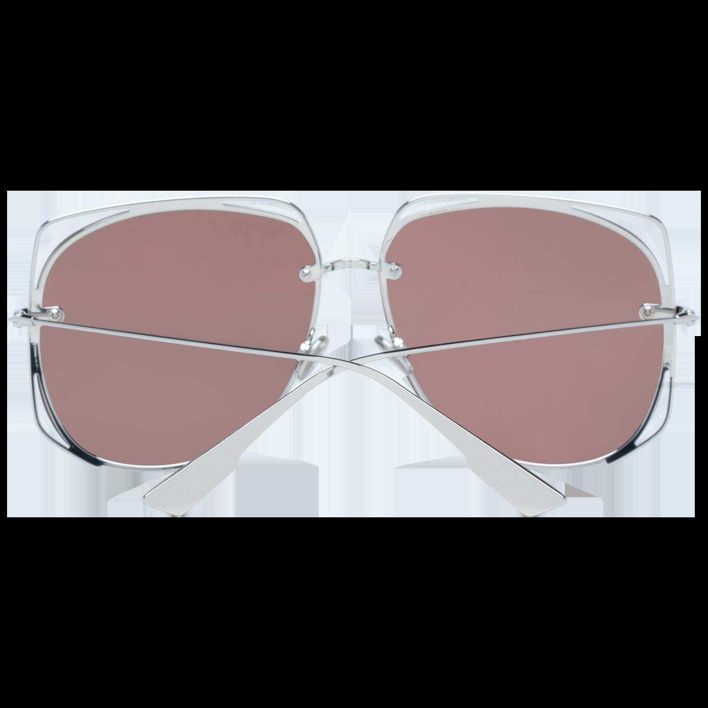 Christian Dior Sunglasses Diorstellaire6 010 SQ 61 Women Silver