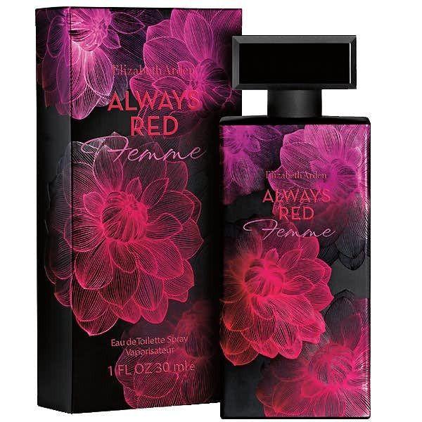 Elizabeth Arden Always Red Femme Eau De Toilette Spray 30Ml