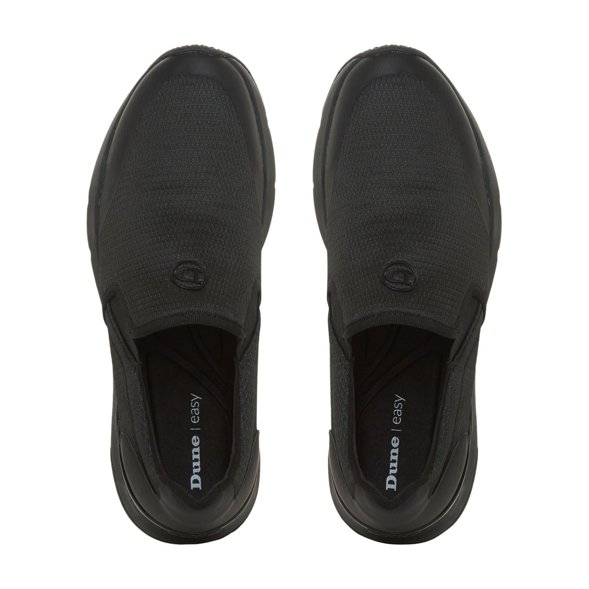 Dune Mens EASY ECLIPSE Slip On Trainers