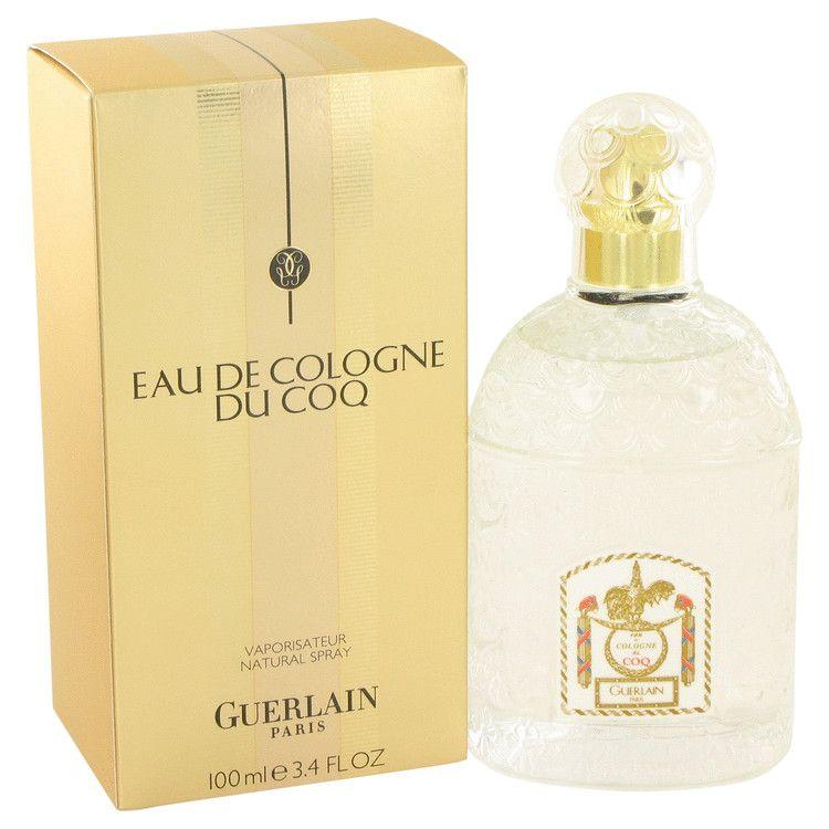 Du Coq Eau De Cologne Spray By Guerlain 100 ml