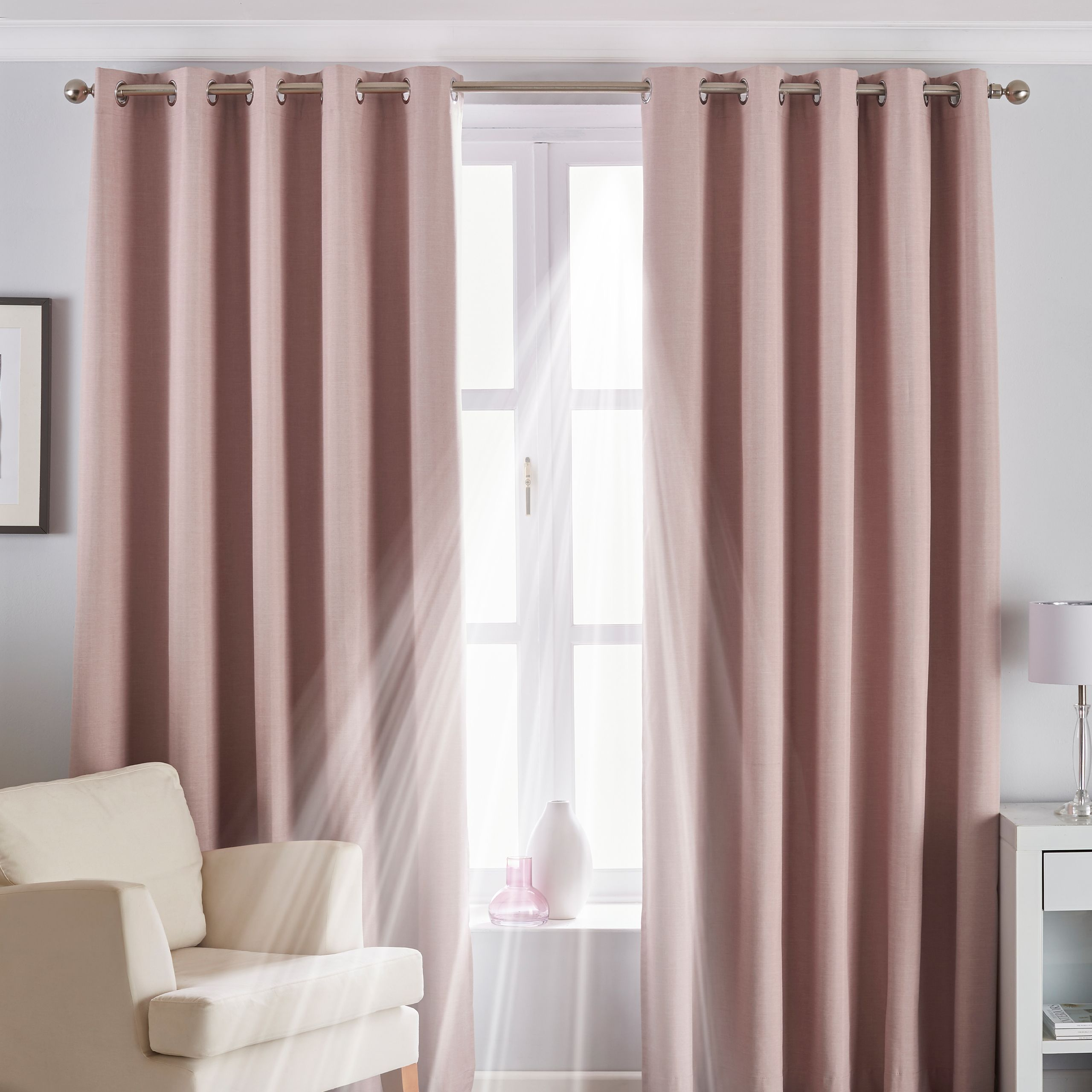 Eclipse Blackout Eyelet Curtain