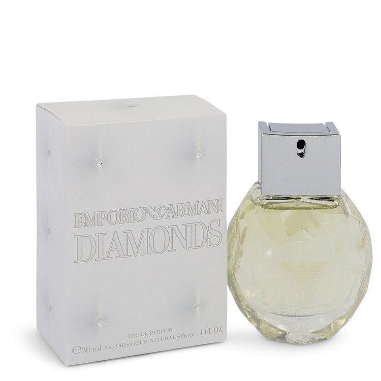Emporio Armani Diamonds Eau De Parfum Spray By Giorgio Armani 30 ml
