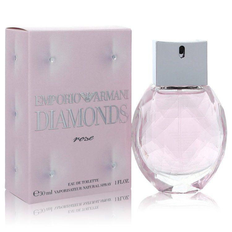 Emporio Armani Diamonds Rose Eau De Toilette Spray By Giorgio Armani 30 ml