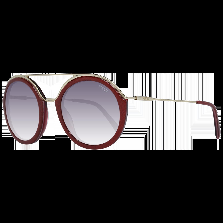 Emilio Pucci Sunglasses EP0013 74T 52 Women Red