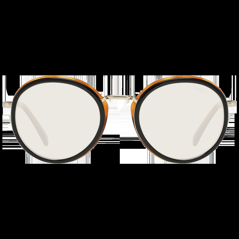 Emilio Pucci Sunglasses EP0046-O 05E 49 Women Black