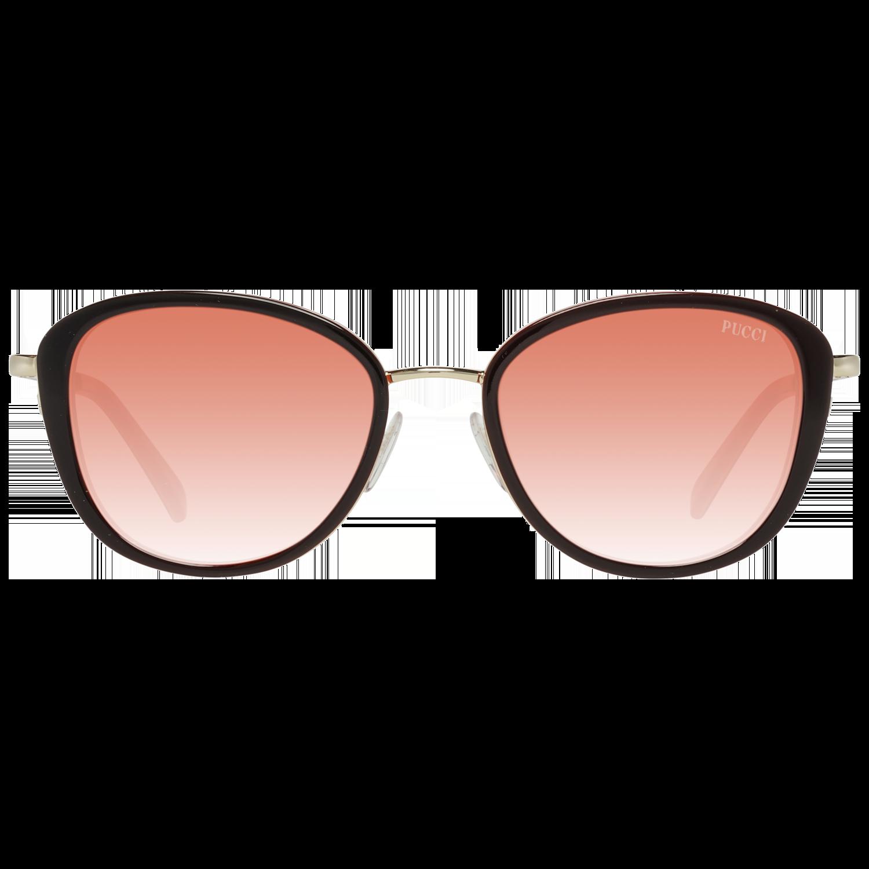 Emilio Pucci Sunglasses EP0047-O 05T 52 Women Black