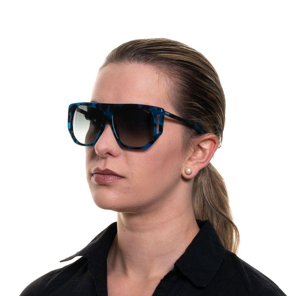 Emilio Pucci Sunglasses EP0077 55B 57 Women Blue