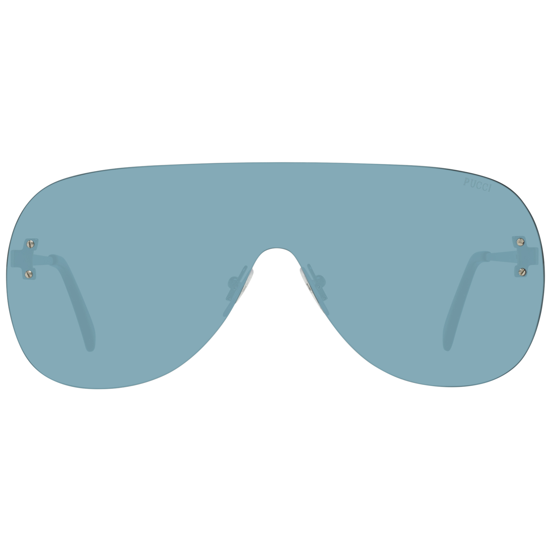 Emilio Pucci Sunglasses EP0078 16V 00 Women Silver