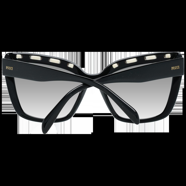 Emilio Pucci Sunglasses EP0101 01W 59 Women Black