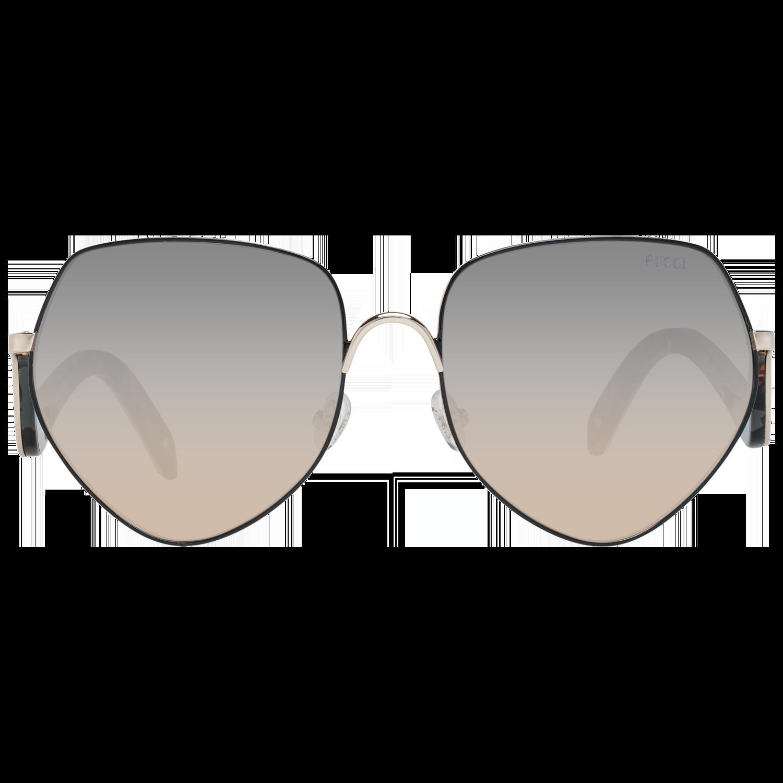 Emilio Pucci Sunglasses EP0119 28C 59 Women Black