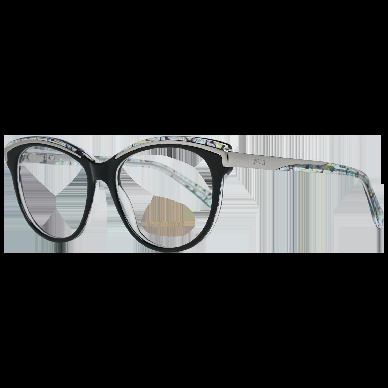 Emilio Pucci Optical Frame EP5038 001 53 Women Black
