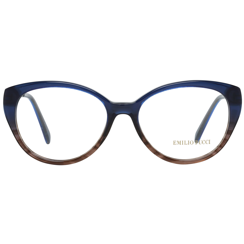 Emilio Pucci Optical Frame EP5063 092 53 Women Blue