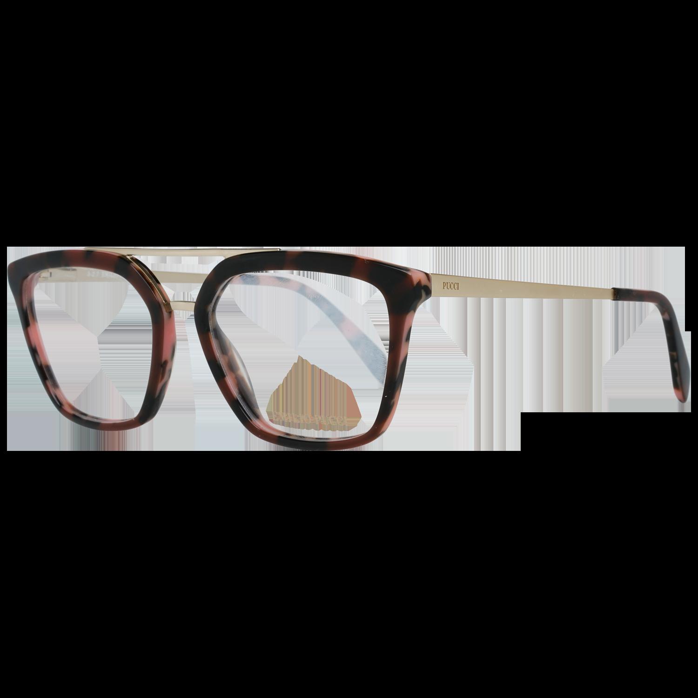 Emilio Pucci Optical Frame EP5071 050 52 Women Brown