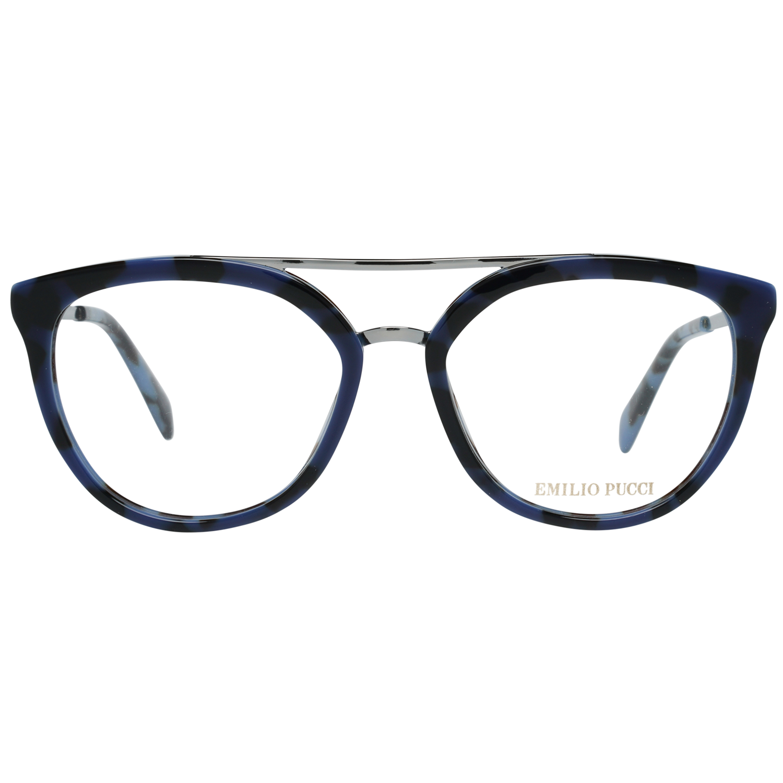 Emilio Pucci Optical Frame EP5072 092 52 Women Blue