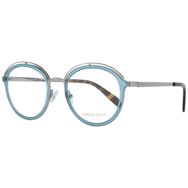 Emilio Pucci Optical Frame EP5075 092 49 Women Blue