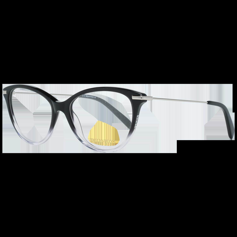 Emilio Pucci Optical Frame EP5082 005 54 Women Black