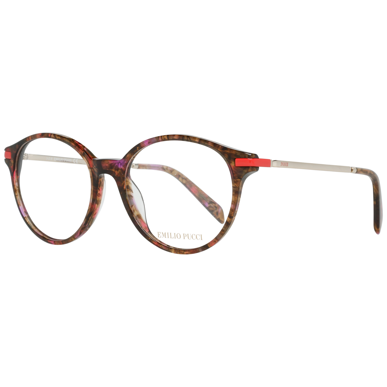 Emilio Pucci Optical Frame EP5105 054 52 Women Brown