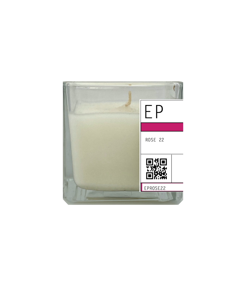 ROSE 22 10cl Candle