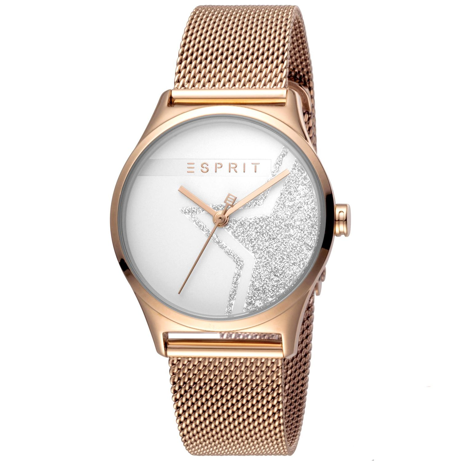 Esprit Watch ES1L034M0285 Gift Set Bracelet Women Rose Gold