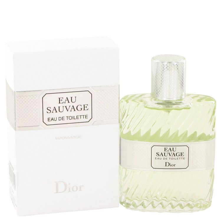 Eau Sauvage Eau De Toilette Spray By Christian Dior 50 ml