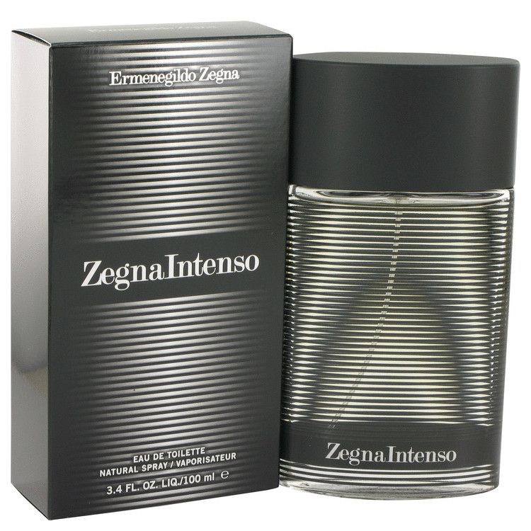 Zegna Intenso Eau De Toilette Spray By Ermenegildo Zegna 100 ml