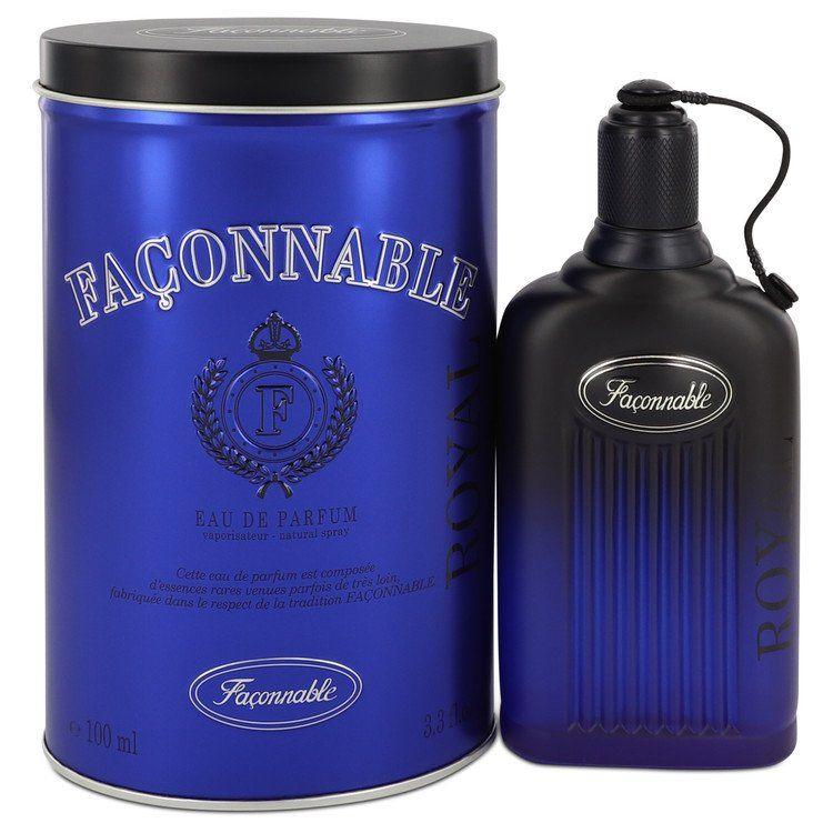 Faconnable Royal Eau De Parfum Spray By Faconnable 100 ml
