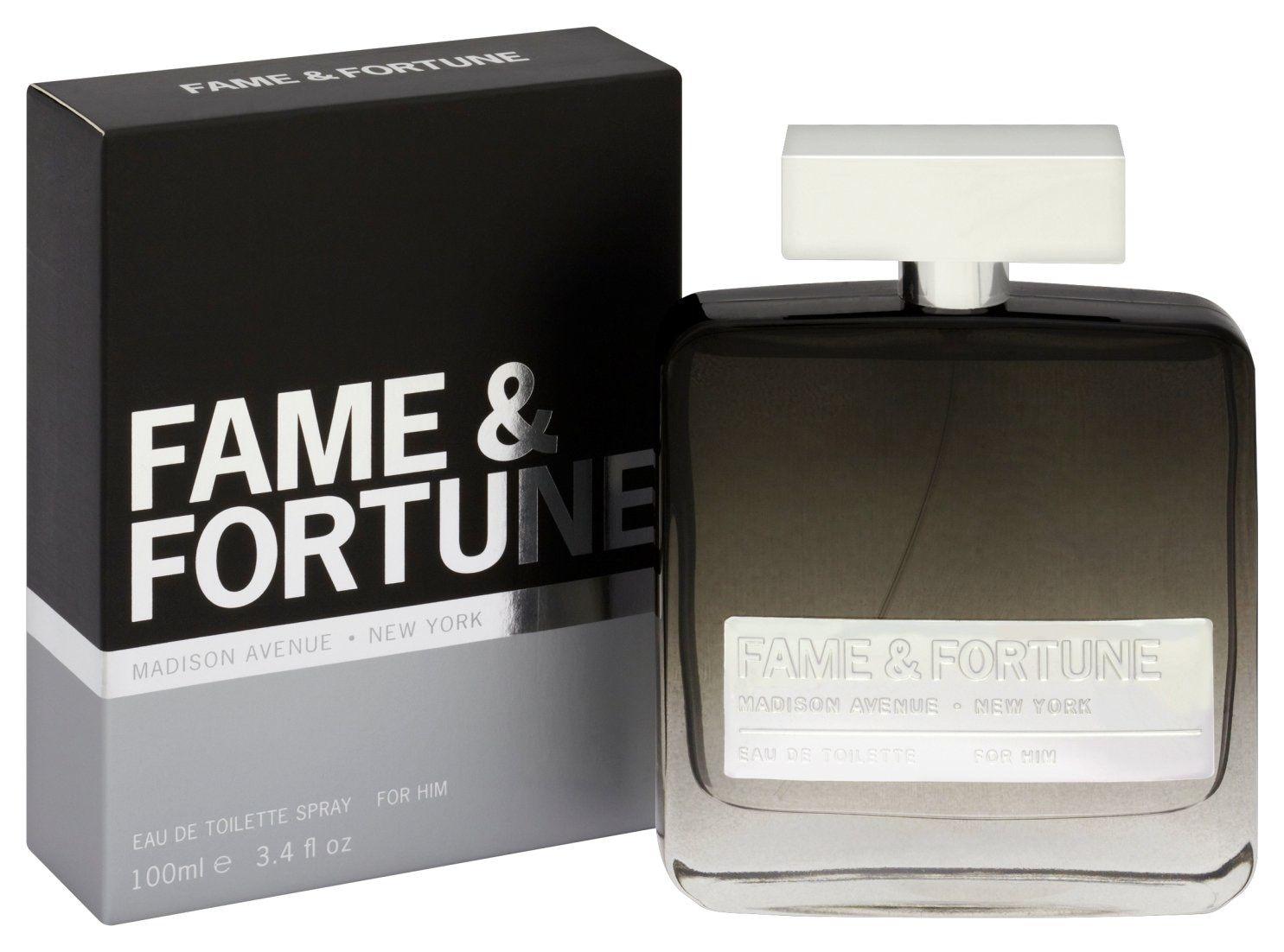 Fame And Fortune Him Eau De Toilette Spray 100Ml