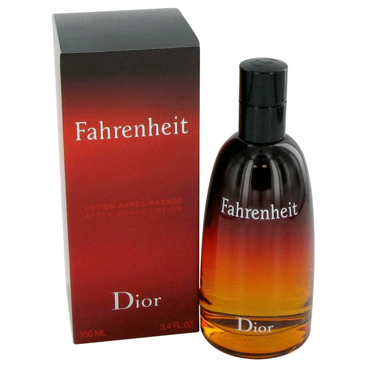 Fahrenheit After Shave By Christian Dior 100 ml