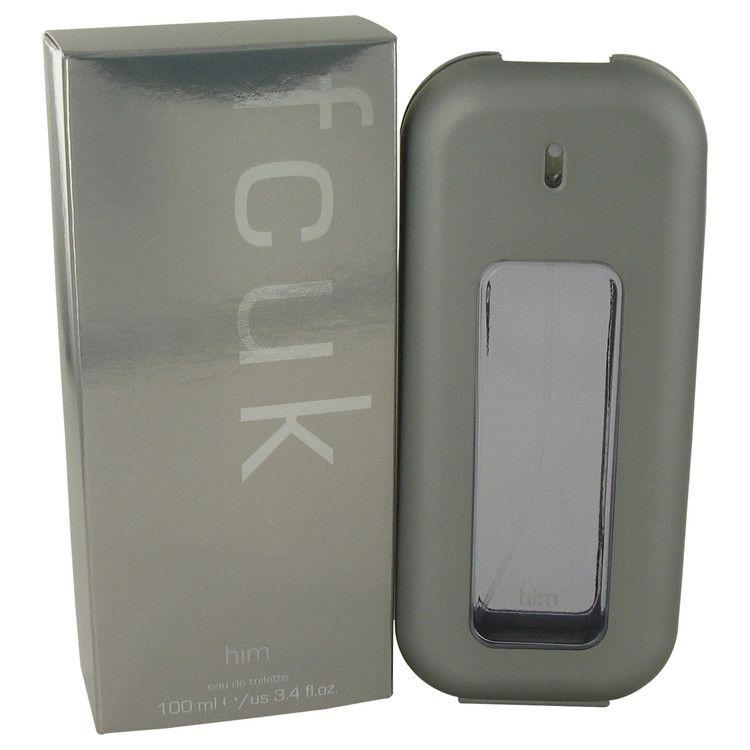 Fcuk Eau De Toilette Spray By French Connection 100 ml