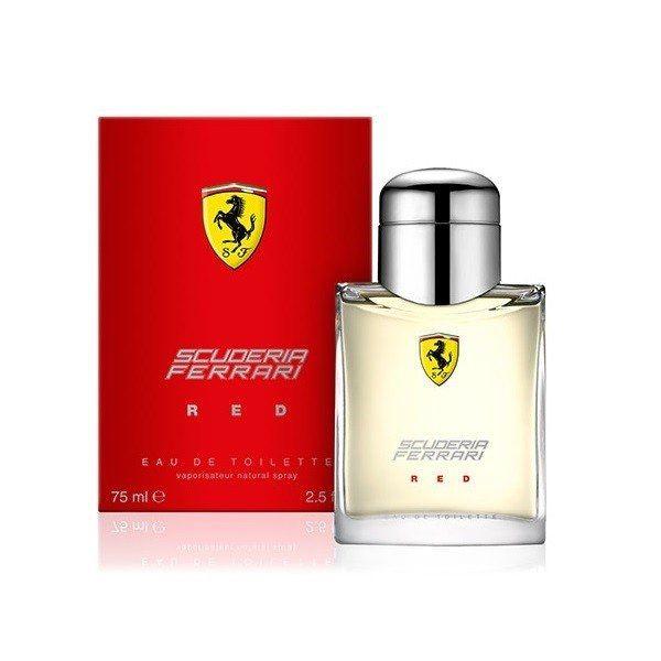 Ferrari Scuderia Red M Eau De Toilette Spray 30Ml