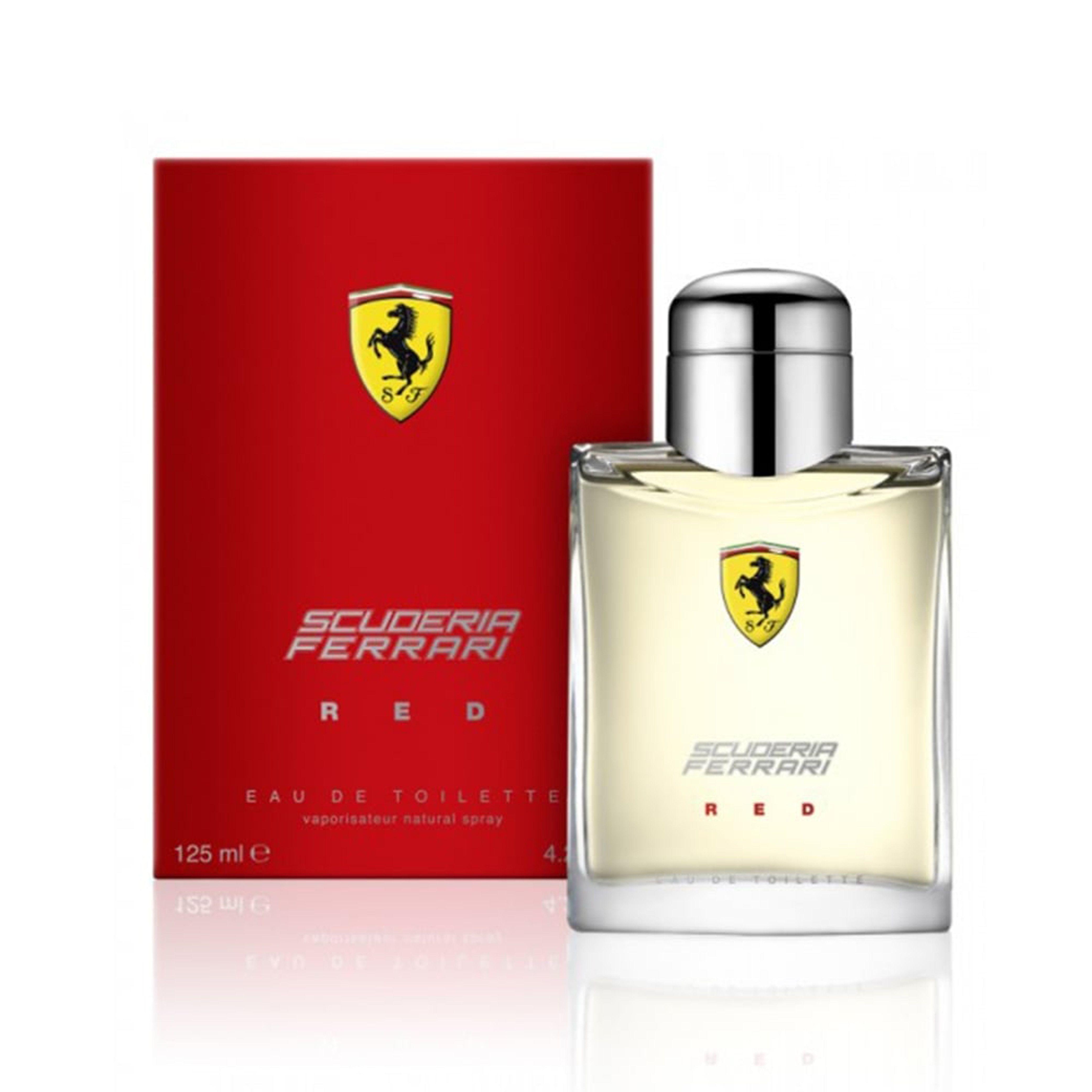 Ferrari Scuderia Eau De Toilette Spray 125Ml